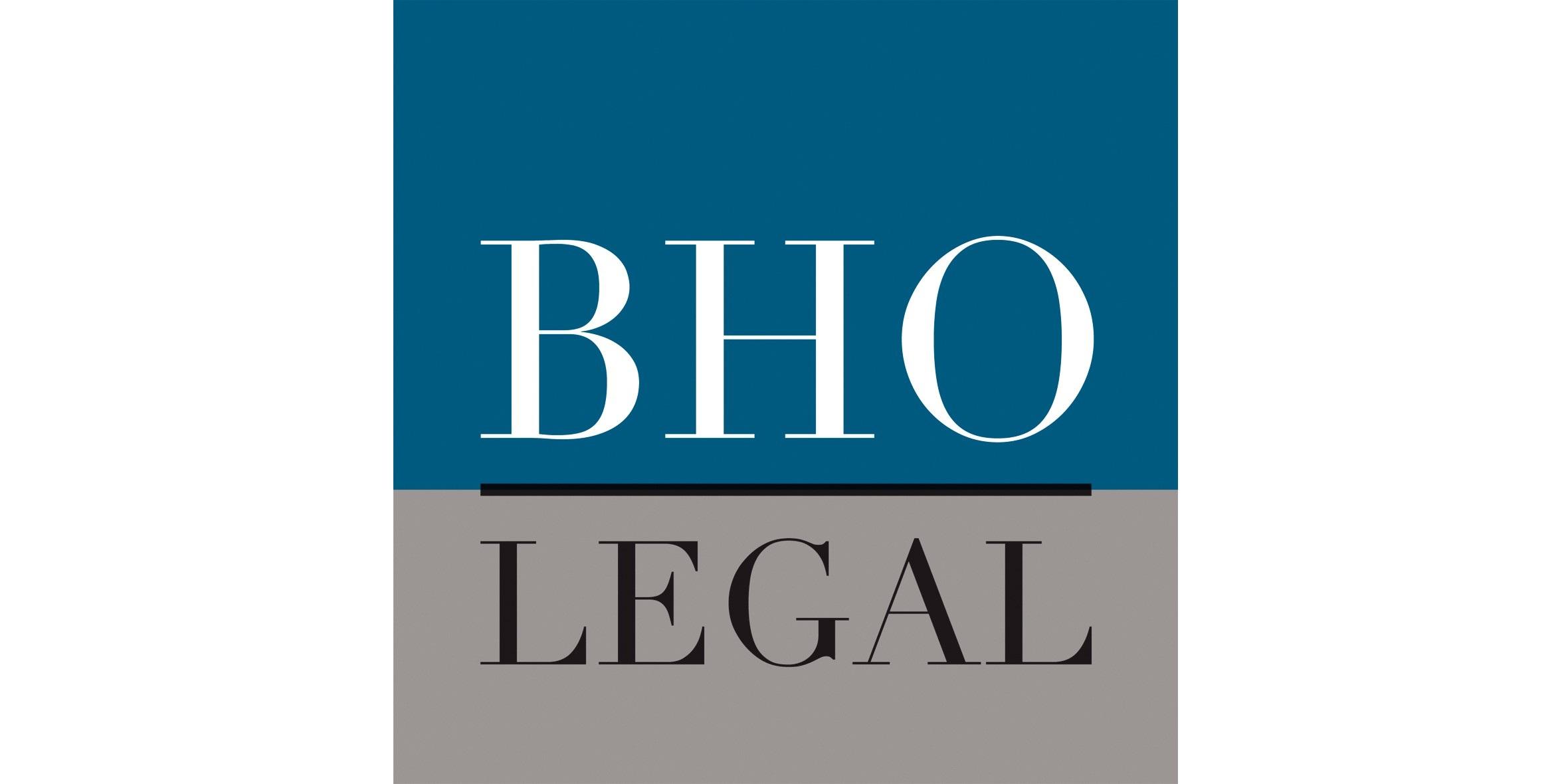 BHO Legal
